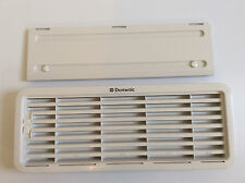 Dometic LS200 Lower White Fridge Vent And Winter Cover For Caravan Motorhome