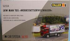 LASER-STREET #neu in OVP # 161905 Faller HO CAR-SYSTEM fermate-Set Incl