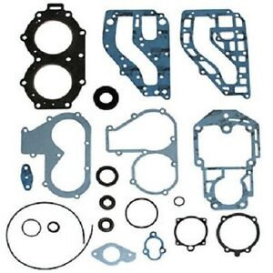 GENUINE YAMAHA MARINER 30HP 30A 2 STROKE POWERHEAD GASKET KIT 689-W0001-02-00