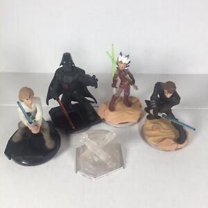 Disney Infinity Lot Star Wars Figures 3.0 Darth Vader