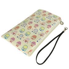 Soft Case Hülle Tasche Design bunte Eulen für ACER Liquid Zest Plus
