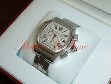 Cartier Roadster S Automatic Chronograph Stainless Steel 49.2mm W6206019