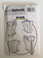 Butterick Making History Pattern B4254 Stays and Corset Sizes 6 8 10