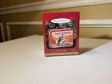1997 The Lone Ranger Hallmark Keepsake Ornament QX6265 - New In Box