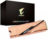 NEW GIGABYTE GP-ASM2NE6500GTTD AORUS NVMe Gen4 SSD 500GB
