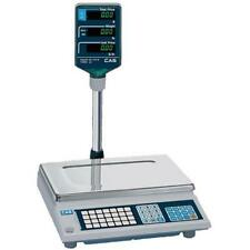 Cas Ap-1-60 Ntep approved Price Computing Scale 30-60 lbs x 0.01-0.02 lbs