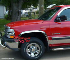 1997-2003 Ford F-150 Regular Cab / Super Cab Only - Stainless Steel Fender Trims