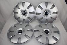 original Ford Set de tapacubos 4 piezas para 16 Pulgadas Llantas Acero 1357461