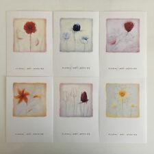 6 verschied. Motive Postkarte JOAN ENGELS / FLORAL ART AFFAIRS Postkarten Karten