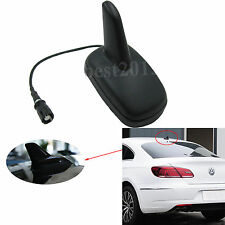 Roof Shark Fin Antenna For VW GOLF JETTA MK5 MK4 PASSAT B5 B5.5 Wagon Audi Black