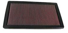 K&N Air Filter Element 33-2284 (Performance Replacement Panel Air Filter)