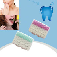 40Pcs Interdental brush dental floss teeth oral clean toothpick teeth whiteni fw
