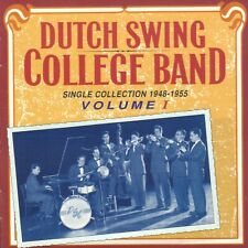 DUTCH SWING COLLEGE BAND ‎– SINGLES COLLECTION 1948- 1955 VOLUME I + II (2x CD)