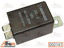CENTRALE CLIGNOTANTE NEUVE 3 fiches 12 volts pour Citroen 2CV MEHARI HY  -2141-