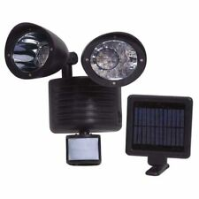 Solar Security Motion Sensor 22 LED Spot Light Outdoor Garden Floodlight Lamp