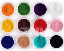 Color Velvet Flocking Dust Powder Decoration Nail Art Tips Manicure DIY Design