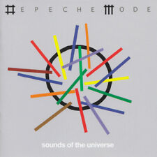 Depeche Mode - Sounds Of The Universe / Mute Records CD 2009 ‎(CDSTUMM300)
