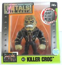 "Jada Toys Brown Killer Croc Metal Die Cast 2.5"" Figure Suicide Squad DC M425"