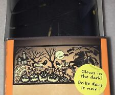 =Stick2it Halloween Haunted Graveyard Wall Decal American Greetings NEW