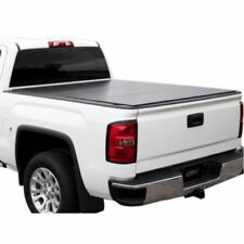 Access LOMAX Tri-Fold Cover For 14-17 Chevy/GMC Full Size 1500-5ft7in Short Bed