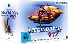 MEDICOPTER, Die komplette Serie + Pilotfilm (27 DVDs) NEU+OVP