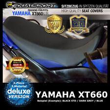 """YAMAHA XT 660 X R """"DELUXE"""" Sitzbezug, Seat Cover, Housse de siège 660 by DSFX"""