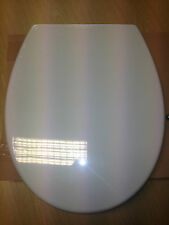 Soft Close Toilet Seat - Universal - With Simple Removal Easy Clean - White 003
