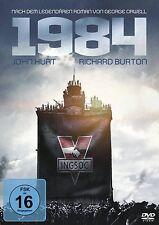 GEORGE ORWELL Utopia 1984 con JOHN HURT Richard Burton SUZANNA HAMILTON DVD