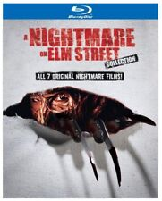A Nightmare on Elm Street Collection [New Blu-ray] Boxed Set