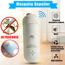 Ultrasonic Mosquito Repellent Electronic Pest Control Outdoor Camping Travelling