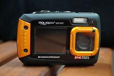 aquapix W1400 14MP underwater digital camera, Dual Screen, No Giftbox