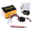 GoolRC 540 23T Brushed Motor With 60A ESC Combo For 1/10 On-Road Drift Car USA