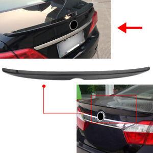 For Toyota Camry XV50 SE V6 Trunk Deck Lip Spoiler OE Type Sedan 2012-2017