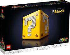 LEGO® Super Mario™ 71395 Fragezeichen-Block aus Super Mario 64™ - NEU & OVP -