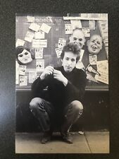 "Bob Dylan  ""Live 1964 Bootleg Series Vol 6.""   # 3 from series of 4    POSTCARD"