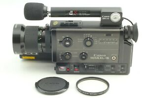 【Working Excellent +5】 CANON 1014XL-S Super 8 8mm Movie Film Camera FromJAPAN#88