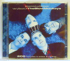 THE BLOW MONKEYS - ATOMIC LULLABIES - VERY BEST OF - 2 CD New Unplayed