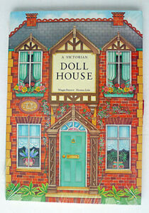 VICTORIAN DOLL HOUSE 1991 Factory Sealed Hard Cover Pop-Up Bateson & Lelie