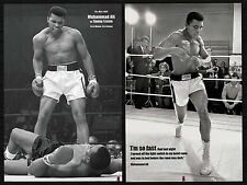 Muhammad Ali Poster 2 Posters of the legend, #poet ,  and boxer