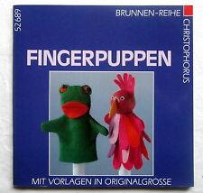 FINGEPUPPEN - Monika Neubacher-Fesser