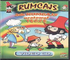 Rumcajs - Jak Rumcajs uratowal tecze (VCD) bajka  POLISH POLSKI