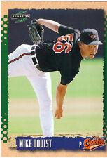 1995 Score Mike Oquist #200 Baltimore Orioles Baseball Card