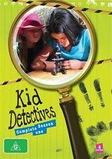 Kid Detectives : Season 1 (DVD, 2010, 4-Disc Set) Region 4