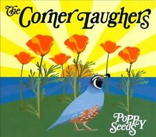 Poppy Seeds [Digipak] * by Corner Laughers(CD,2012,Mystery Lawn Music) Brand New