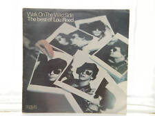 "Lou Reed - Walk On The Wild Side 12"" Lp 1977"