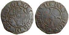 C) PRINCIPAUTÉ DE LIÈGE - Jean de Heinsberg [1419-1455] - Brûlé (mite) (Dgs 0663