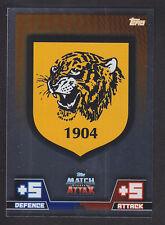 Match Attax 2014/2015 - Club Badge - 109 Hull