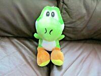 "Mario Bros. Green Yoshi 6"" Inches Plush (New)"