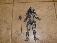 "Neca Predator 2 Shaman Action Figure Hippie loose 7"" Lost Tribe Hunter RARE AVP"