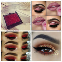 LONDON GIRL Intense Glitter Gel Sparkle Eyeshadow Christmas Makeup Gold Silver